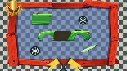 Dinosaur Cartoons - Car & Truck Driver | Cars : Offroad, Sport Car, Motorcycle - Videos for Kids