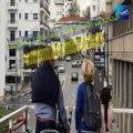 شاهد..الحافلات المكشوفة تبدأ أولى رحلاتها في شوارع العاصمة