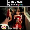 Aujourd'hui, c'est la Pub VDM by Culture Pub: - Lays - Cette jeune fille a parfaitement assimilé le pouvoir hypnotique des fameuses chips.