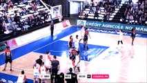 LFB  17/18 - Playdowns J2 : Mondeville - Nice