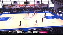LFB  17/18 - Playoffs 1/4 retour : Tarbes - Villeneuve d'Ascq