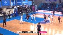 LFB 17/18 - Playoffs 1/4 retour : Lattes Montpellier - Charleville-Mézières