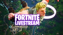 Fortnite Battle Royale Week 10 Season 3 Challenges | GameSpot Live Replay