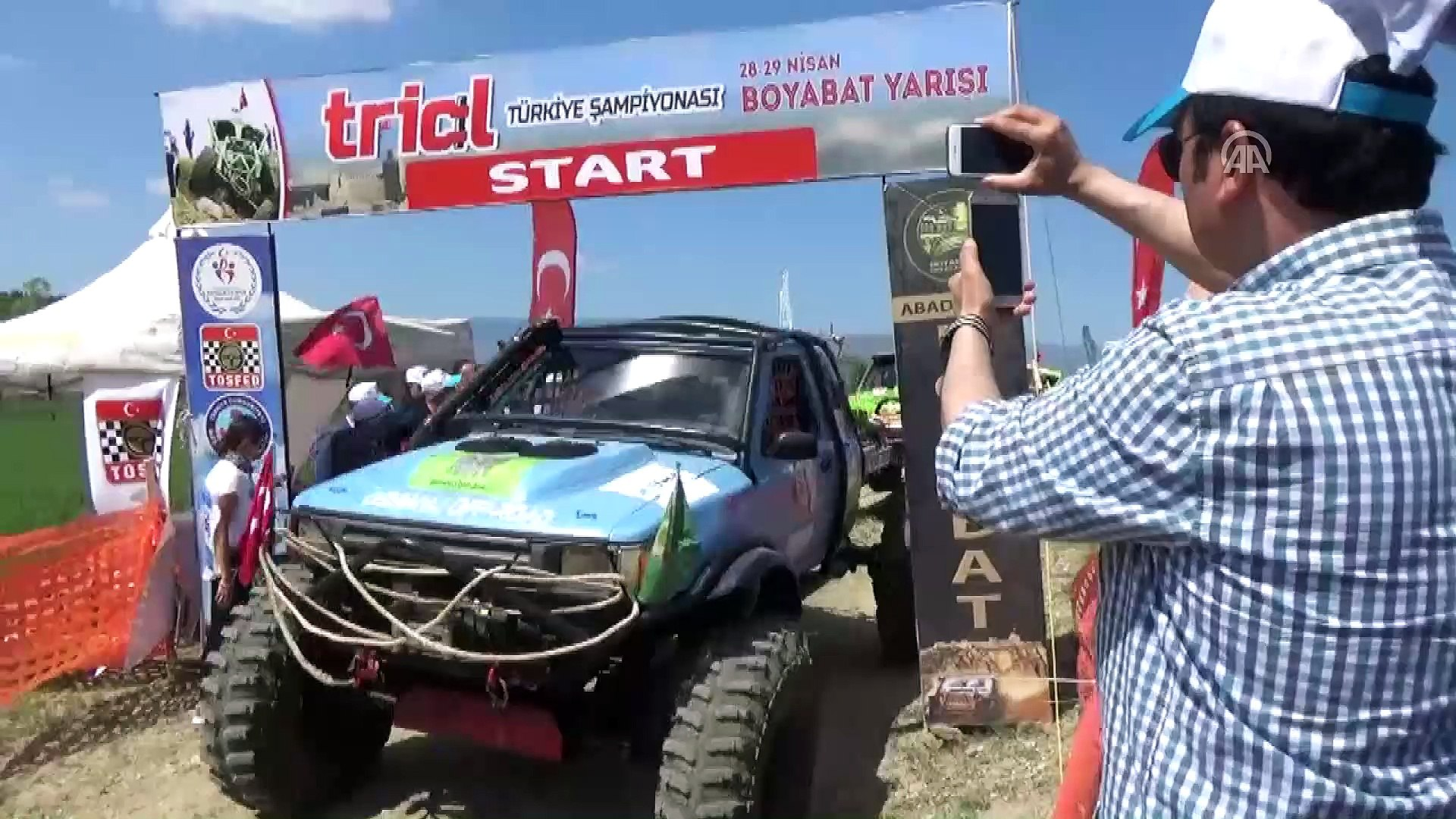 Türkiye Trial Şampiyonası - SİNOP