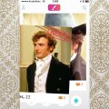 If Mr. Darcy and Lizzie used dating apps - 'Books and chill' at Pemberley  :D