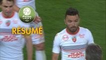 FC Sochaux-Montbéliard - FC Lorient (0-2)  - Résumé - (FCSM-FCL) / 2017-18