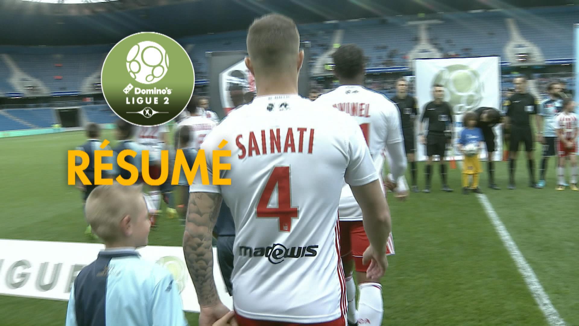 Havre AC – AC Ajaccio (2-0)  – Résumé – (HAC-ACA) / 2017-18