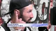 """Palmieri : """"Lille mérite cette victoire"""""""