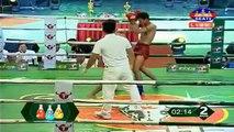 Bun Sothea vs Saravuth(thai), Khmer Boxing Seatv 28 April 2018, Kun Khmer vs Muay Thai