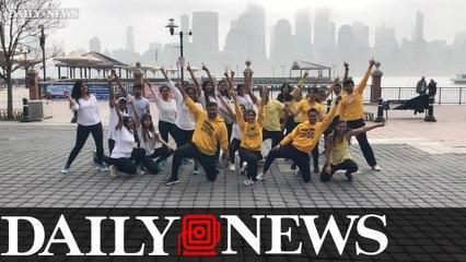 Flash Mob International Dance Day 2018