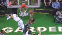 Giannis Antetokounmpo Scores For The Celtics and Kyrie Irving Can't Believe It! NBA Playoffs - Game 7 - April 29, 2018 [HD]