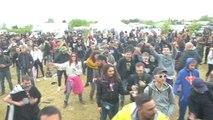 Teknival à Marigny : déjà plus de 8 000 fêtards rassemblés - 29/04/2018