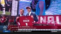 1st Round 2018 NFL Draft Grades | Bucky Brooks | NFL