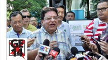 Tengku Adnan: Stop blaming EC for your own mistakes