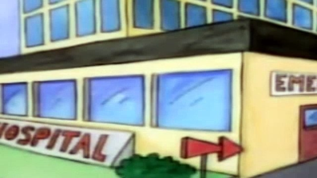 Beavis and But-head S04E04 Rabies Scare