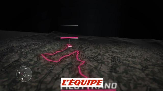 Le profil de la 11e étape (Assise - Osimo) - Cyclisme - Giro