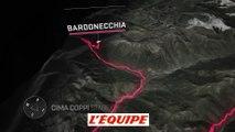 Le profil de la 19e étape (Venaria Real - Bardonecchia) - Cyclisme - Giro