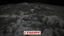 Le profil de la 20e étape (Suse - Breuil-Cervinia) - Cyclisme - Giro