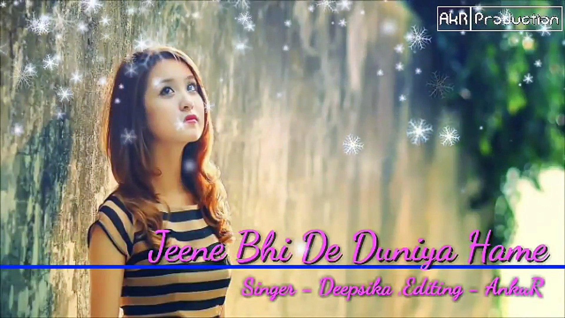 Jeene Bhi De Duniya Hume Lyrics Very Very Hart Tucing Love Song 2018 Video Dailymotion