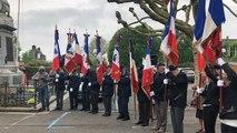 Cérémonie patriotique du souvenir des déportés
