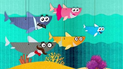 Baby Shark | Kids Songs & Kindergarten Nursery Rhymes
