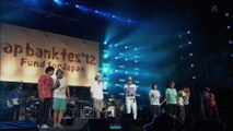 to U (LIVE 2012/08/1x) / Band Band with Great Artists & Mr.Children ap bank ミスチル ミスター・チルドレン ミスターチルドレン Salyu 櫻井和寿 小林武史 桜井和寿