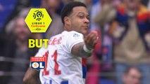 But Memphis DEPAY (40ème) / Olympique Lyonnais - FC Nantes - (2-0) - (OL-FCN) / 2017-18