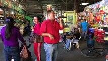 Artista Callejero: Luis antonio desde la Vega Central #EnVivo