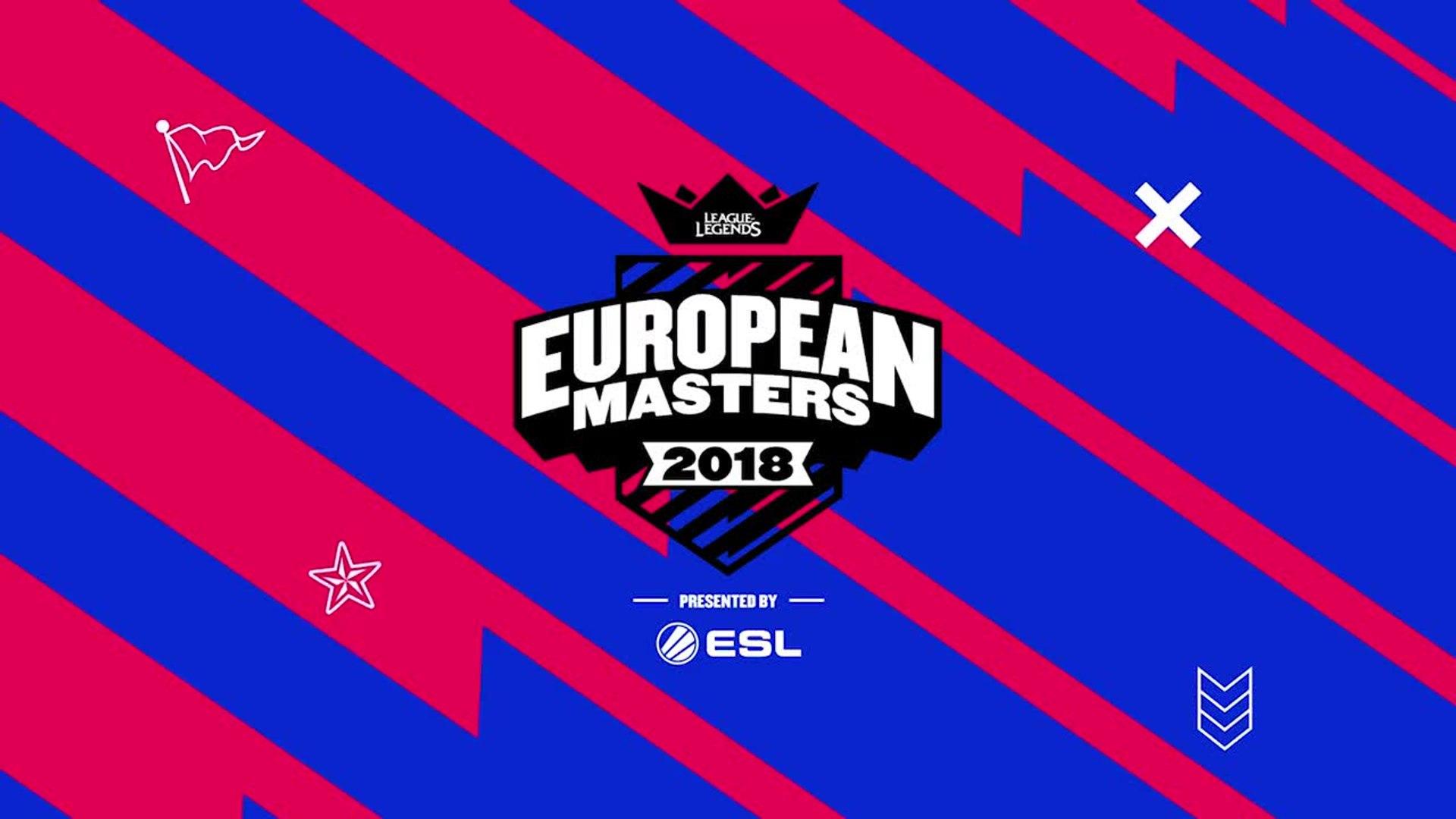 EU Masters - Fan Interviews