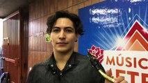 Artista Callejero: Músico Carlos Vargas desde el centro de Santiago #Chile