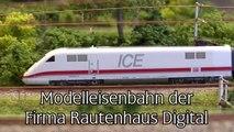 Die wunderschöne Modelleisenbahn in Spur N von Rautenhaus Digital - Ein Video von Pennula zum Thema Eisenbahn-Schauanlagen und Modellbau sowie Modelleisenbahnen