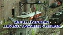 Traumhafte Modellbahn in Spur 1 von den Leuvense Spooreen Vrienden - Ein Video von Pennula zum Thema Eisenbahn-Schauanlagen und Modellbau sowie Modelleisenbahnen