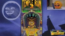 Annoying Orange Let's Play Temple Run 2!