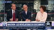 """""""Emmanuel Macron n'est pas le candidat d'un nouveau monde. Il est le représentant de tout l'ancien monde coalisé"""", estime Jean Messiha (FN)"""