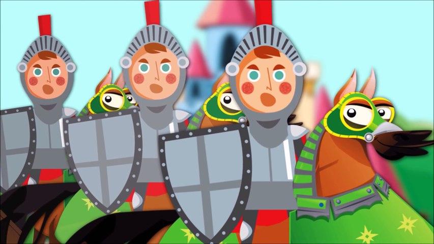 Old Macdonald Had a Farn | Kindergarten Nursery Rhymes & Children Songs | KipaSongs & gol