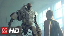 """CGI VFX Animated Short Film HD """"How To Train Your Robot"""" by Platige Image 