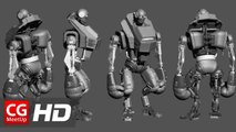 """CGI VFX Breakdown HD """"Making of How To Train Your Robot"""" by Platige Image 