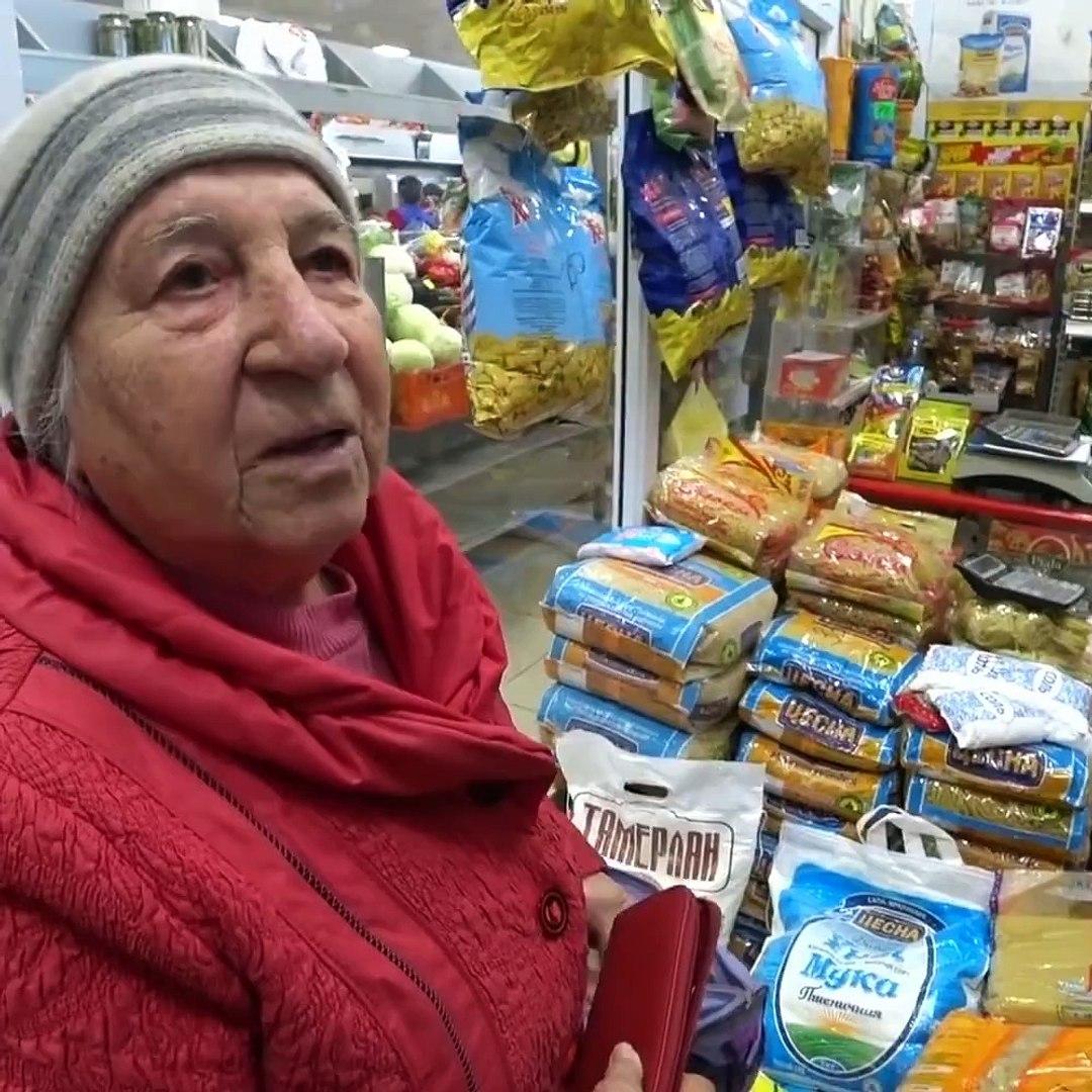 «Спасибо» сквозь слезы: Танирберген Бердонгар платил за бедных пенсионеров