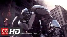 "CGI Sci-fi Animated Short Film Trailer HD: ""TEOT Short Film Trailer"" by Eric"
