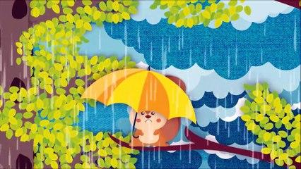 Rain, Rain, Go Away Nursery Rhyme Song for Babies Educational Video for Children Kids