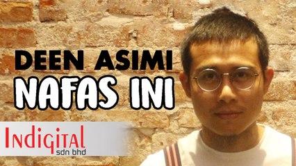 Deen Asimi - Nafas Ini (Official Lyric Video) (OST Teratai Kemboja)