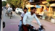 Jugaad scooter rickshaw - Indian rural innovation at its best!