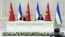 Özbekistan Cumhurbaşkanı Mirziyoyev - TAŞKENT