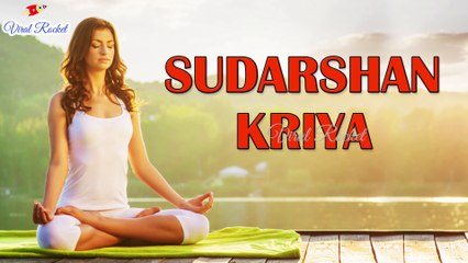 Sudarshan Kriya Benefits - Art of Living || Viral Rocket