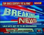 NewsX accesses AIIMS complaint copy against RJD chief Lalu Prasad Yadav