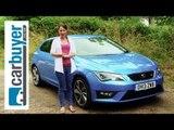 SEAT Leon SC hatchback 2013 review - CarBuyer