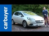 Vauxhall Corsa hatchback review - Carbuyer (Opel Corsa)