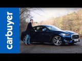 Infiniti Q60 coupe in-depth review - Carbuyer