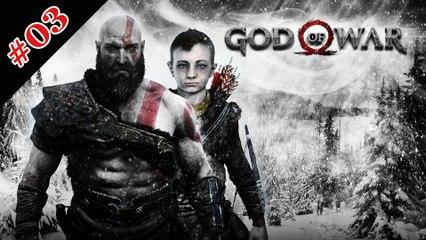 BROK, LE PREMIER FRÈRE | GOD OF WAR #03 [FR]