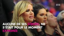 Khloe Kardashian trompée par Tristan Thompson : Kim Kardashian sort enfin du silence
